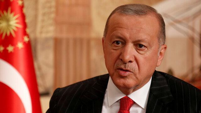 اردوغان: عملیات شمال سوریه محدود به یک جدول زمانی نیست