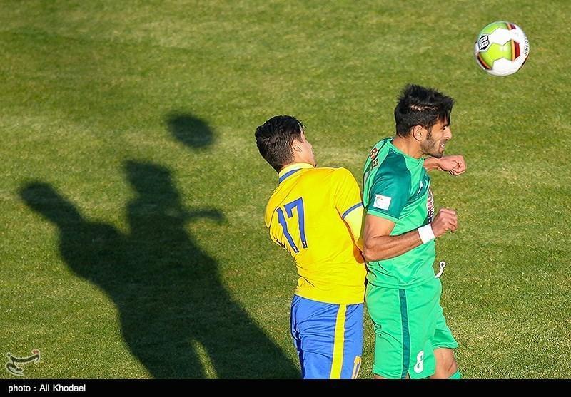 لیگ برتر فوتبال، تساوی یک نیمه ای نفت مسجدسلیمان و ذوب آهن