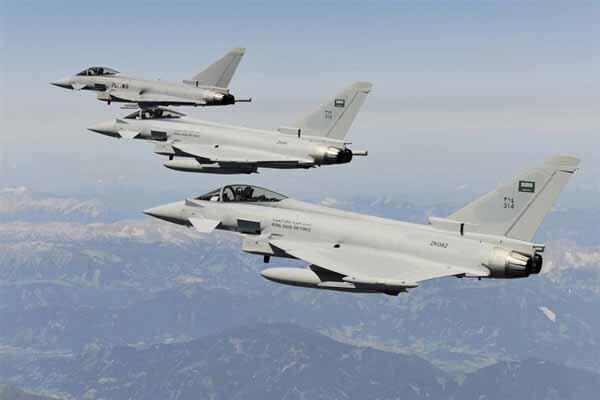حملات هوایی و توپخانه ای رژیم سعودی به صعده یمن