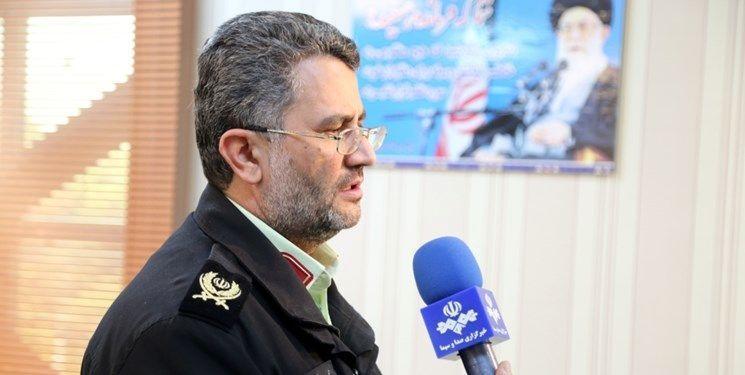 دستگیری 12 قاچاقچی با 438 کیلو زعفران تقلبی در فرودگاه مشهد
