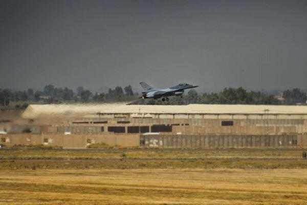 اصابت دو خمپاره به پایگاه هوایی بَلَد در عراق
