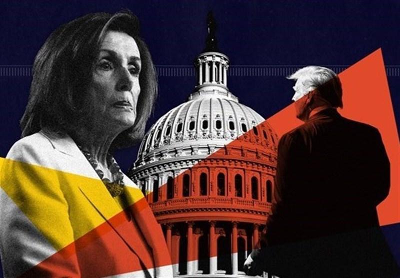 کاخ سفید: پلوسی و دموکرات ها از موفقیت ترامپ نفرت دارند