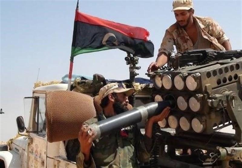لیبی، تسلط نیروهای الوفاق بر التوغار؛ انهدام خودروهای زرهی اماراتی