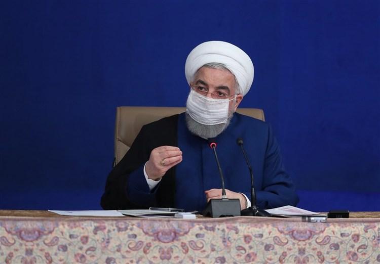 روحانی: دولت آمریکا در رفتار های غیر انسانی خود تجدید نظر کند
