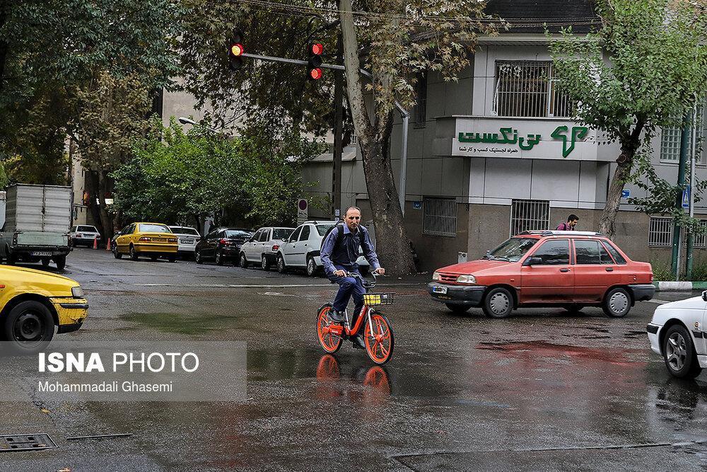 تداوم بارش برف و باران تا آدینه، ورود سامانه بارشی جدید به ایران