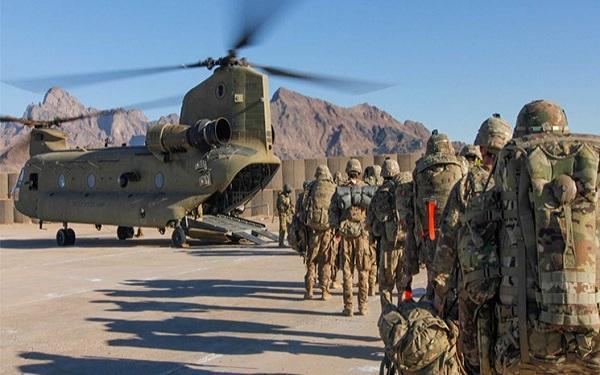 کاهش نظامیان آمریکایی در عراق تا 2500 نفر تکمیل شد