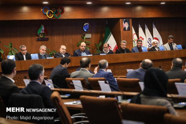 دستورالعمل مجمع عمومی کمیته ملی المپیک، بررسی افزایش تعداد اعضا!