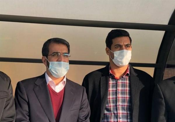 جلسه مدیران پرسپولیس با رئیس جدید فدراسیون فوتبال