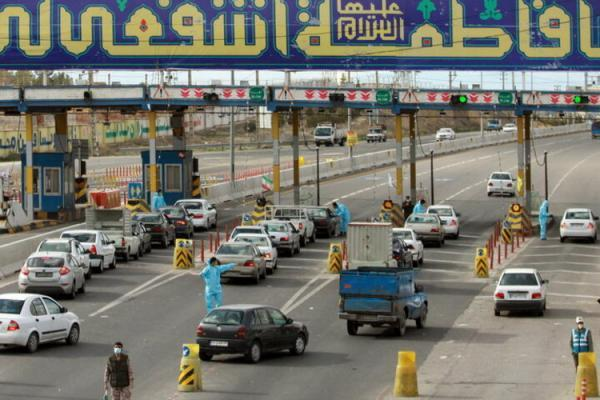 پلیس راهور: سفر به استان های شمالی و مشهد ممنوع نیست