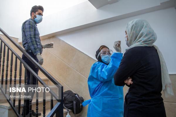 شناسایی بیش از 1000 بیمار با علائم مثبت بیماری کرونا در 24 ساعت گذشته در آذربایجان شرقی