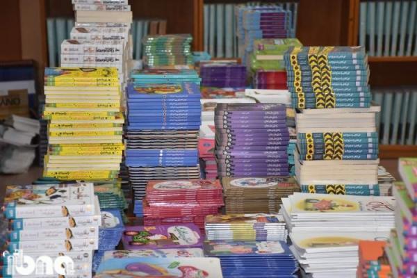 کتاب های طرح محیا به کتابخانه های عمومی فارس رسید