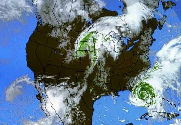 کدام استان ها هفته آینده شاهد بارندگی خواهند بود؟