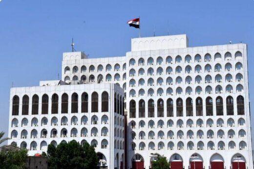 عراق کاردار سفارت ترکیه را احضار کرد